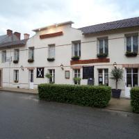 拉麦尔格丁酒店,位于Montrieux-en-Sologne的酒店