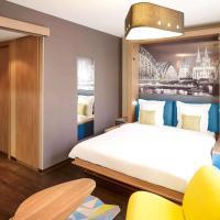 科隆市阿德吉奥公寓式酒店,位于科隆的酒店
