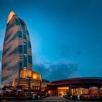 三亚亚特兰蒂斯酒店(畅玩水世界水族馆),位于三亚的酒店