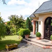 3 Zimmer Loft mit Sauna & Garten in Ortenberg,位于Ortenberg的酒店
