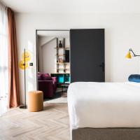 Le Grand Quartier,位于巴黎的酒店