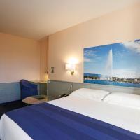 蒙布里昂酒店,位于日内瓦的酒店