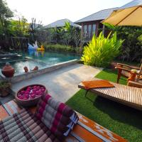 BaanSuk Sukhothai Resort