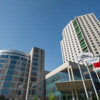 北京希尔顿酒店,位于北京的酒店