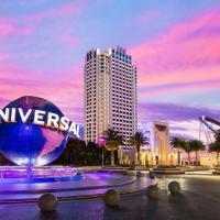 The Park Front Hotel at Universal Studios Japan,位于大阪的酒店