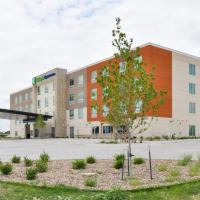 Holiday Inn Express & Suites - Ogallala,位于奥加拉拉的酒店