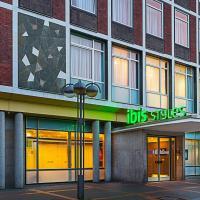 波鸿中央火车站宜必思酒店,位于波鸿的酒店