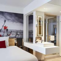 诺富伊珀尔中心酒店,位于伊普尔的酒店