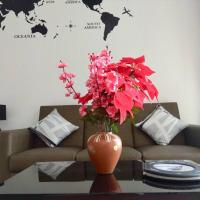 Ginger8 Studio 3 / WIFI/LRT @ Pinnacle PJ,位于八打灵再也的酒店