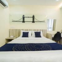 Capital O 89685 Atta Hotel Bukit Mertajam,位于大山脚的酒店
