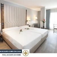 格兰维亚酒店,位于洛格罗尼奥的酒店