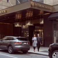 纽约时代广场洲际酒店,位于纽约的酒店