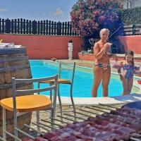 Resort Villa Miranda,位于Castellalto的酒店