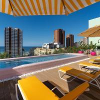 The Agir Springs Hotel by Medplaya,位于贝尼多姆的酒店