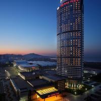 烟台南山皇冠假日酒店