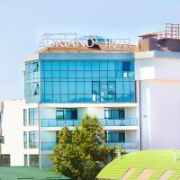 阿德里亚诺精品酒店,位于阿德勒的酒店