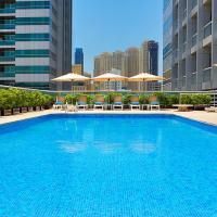 蓝湾舰队酒店,位于迪拜的酒店