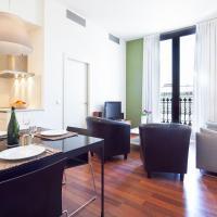 梅尔卡特巴塞罗那市内公寓