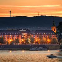 布达佩斯华美达广场酒店,位于布达佩斯的酒店