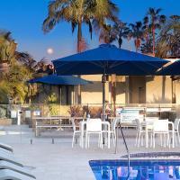 阿沃卡棕榈度假酒店,位于阿沃卡海滩的酒店