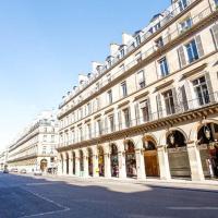 卢浮别墅公寓