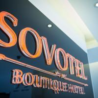 Sovotel @ Bandar Menjalara,位于吉隆坡的酒店