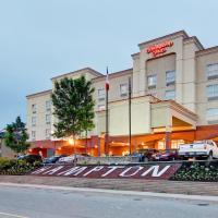 坎卢普斯希尔顿恒庭酒店,位于坎卢普斯的酒店