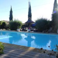 Mas D'Ange en Provence,位于Les Taillades的酒店