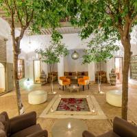 观月摩洛哥传统住宅Spa住宿加早餐旅馆