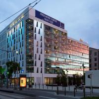 马赛欧洲地中海中心诺富特套房酒店