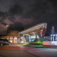 新绿翡翠仙图市酒店