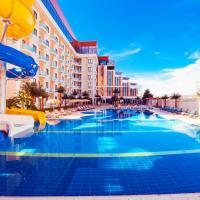雅酒店Spa健身水上度假酒店