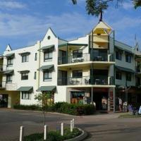 磁岛日落公寓式酒店