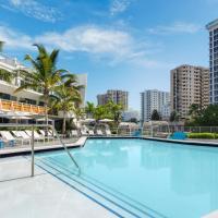 希尔顿逸林盖茨南海滩酒店