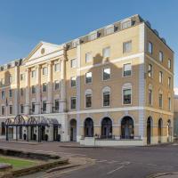 剑桥市中心希尔顿酒店,位于剑桥的酒店