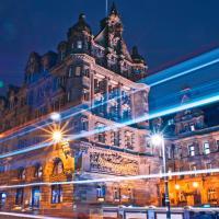 苏格兰人酒店,位于爱丁堡的酒店