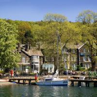 英湖水源酒店,位于安布尔塞德的酒店