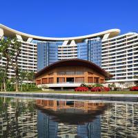 三亚海棠湾天房洲际度假酒店亲子度假(可享免税店9.5折),位于三亚的酒店