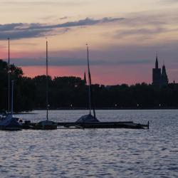 玛施湖, 汉诺威