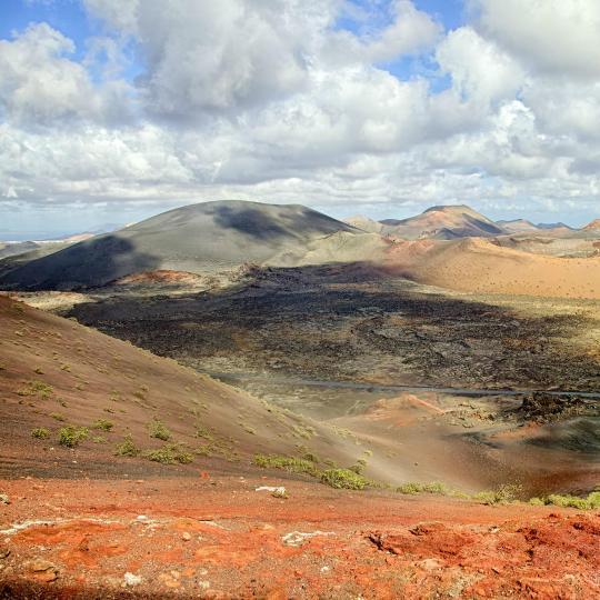 兰萨罗特岛火山公园