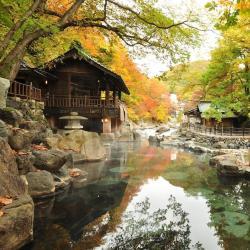 日式旅馆  50家日式旅馆位于日光