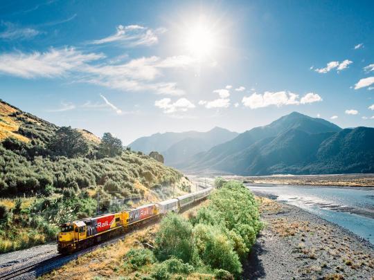 精彩铁路风情:高山观景火车之旅