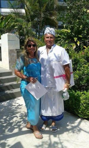 Lisa and Paul Greentree
