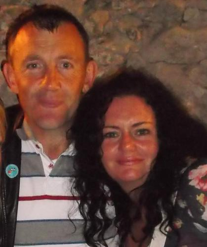 Donal and Denise O'Brien