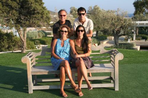 The Della Valle family