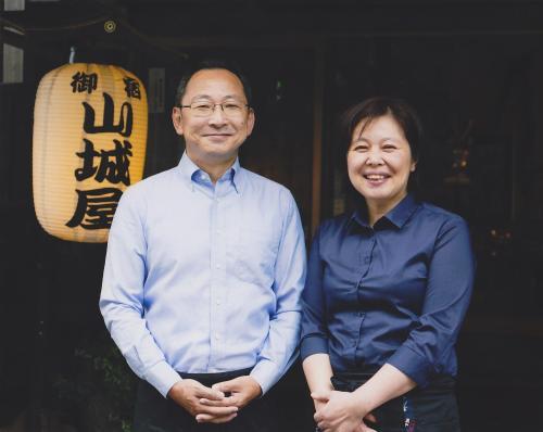 Kenji & Hiromi Ninomiya