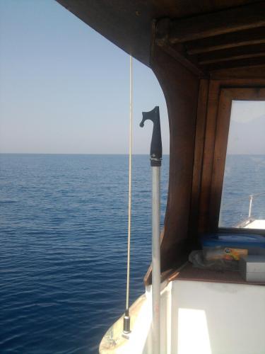 la mia barca