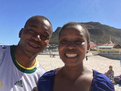 Hloni & Mpho Ramonotsi