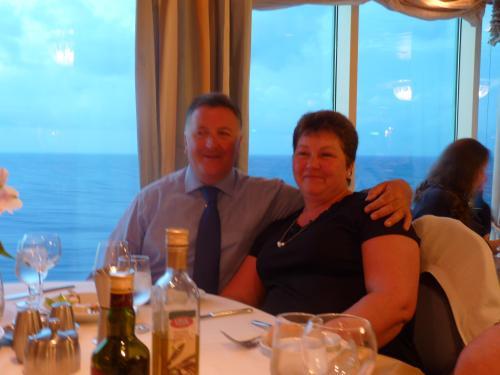 Cornelius and Ann Donegan