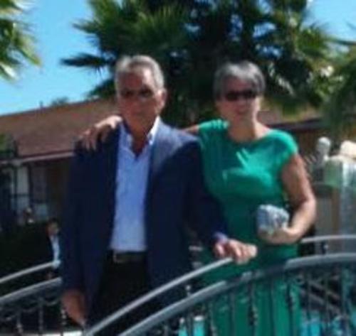 Io,Gerardina e mio marito Giovanni